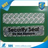 Marken-Schutz-gefälschter Sicherheits-Lücken-Antikennsatz