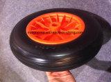 400-8 R1 패턴 Maxtop 단단한 PU 거품 바퀴