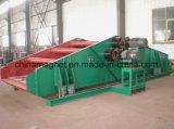 Lineaire Ontwaterende Zeef voor de Installatie van de Was van het Zand/de Alluviale Mijnbouw van de Machine/van de Placer van de Mijnbouw