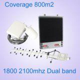 Полный набор GSM/Dcs 1800 ракета -носитель сигнала 2100 2g/3G/4G/репитер 27dBm
