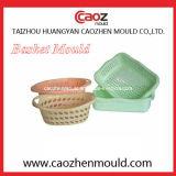 Пластичный поднос впрыски/горячая прессформа корзины сбывания