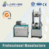 Máquina de teste de dobra hidráulica da telha (UH6430/6460/64100/64200)