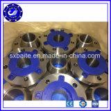 中国13crmo4-5 15CrMoの鍛造材の合金鋼鉄フランジ
