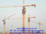 De Kraan van de Toren van Hongda met Maximum Lading 5 Ton