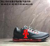 Le zoom tout de Nk de qualité à l'extérieur folâtre les chaussures de course