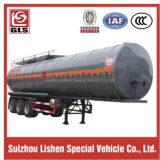 낮은 Price 40000L 세 배 Axle Carbon Steel Oil Tanker Trailer