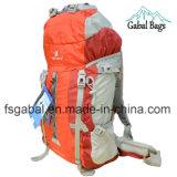 sac de hausse/campant de sac à dos de la course 80L de sac à dos de bagage