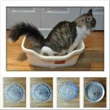 Gato Like_Love da maca de gato do Bentonite de 2016 fontes