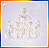 Lámpara moderna ligera pendiente de las lámparas del LED de la fábrica de China