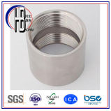 Acoplador del acero inoxidable de la instalación de tuberías del molde medio