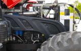 Большой выход трактора Wz2004 колеса гидровлический