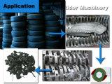 Förderwagen-Autoreifen-Reifen, der Maschine aufbereitend zerreißt