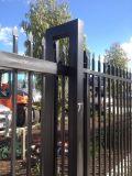 La norme de l'Australie, saupoudrent la grille en acier coulissante enduite et automatique