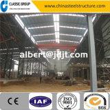 Costo di costruzione pre d'organizzazione poco costoso della struttura d'acciaio con la gru