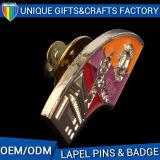 Distintivo su ordinazione del metallo di Sholesale di formato dei nuovi prodotti