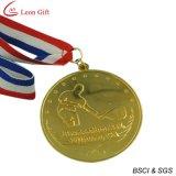 Médaille antique faite sur commande bon marché de marathon d'usine (LM1252)