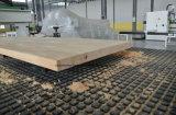 Puerta de madera sólida que hace la herramienta de máquina