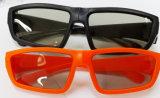 Cusotemr Plastic Circular Polarized Glasses 3-D para Kids