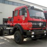 Norte Benz Beiben Todo Terreno Off Road 4x4 Camión de carga Camión militar