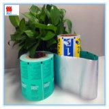 Papel auto-adhesivo de papel de aluminio