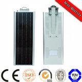Outdoor Panneau solaire Batterie intégrée All in One, rue Solar Light