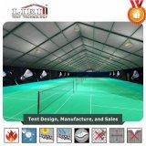 Tente en aluminium de courbe de TFS pour la gymnastique salle, tentes incurvées de sport à vendre