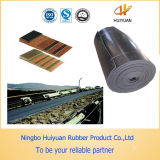 高いLoad Black Conveyor Belts (6-25MPa)