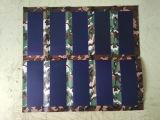 bloco 30W cobrando solar (para atividades militares e exteriores)