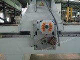 Máquina de madera del CNC del vector de la adsorción del vacío