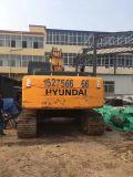 Excavatrice hydraulique utilisée Hyundai R225-7 (construction equipment2011) de chenille de condition de travail de Hyundai de vente chaude bonne