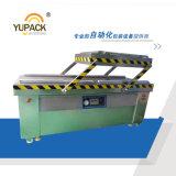 Machine à emballer personnalisée complètement automatique de vide de chambre de double de taille de chambre de Dz1000/2sc grande