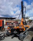Máquina Drilling pequena de rocha Dfy-100 para o furo de sopro de 20m