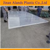 La plus grande fabrication de la Chine a moulé la feuille acrylique 3mm de plexiglass de feuille 4.5 millimètres de couleur claire blanche noire