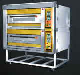 Plataforma Oven de três Compartment Gas para Bread Baking