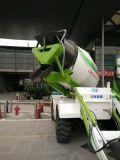 Individu-Sensation de 4 Cbm mélangeant le camion de malaxeur de mélangeur concret