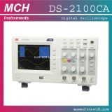 2CH Dos-canal Color Display 1GS/S Sampling Digital Storage Oscilloscope (DS-2100CA)