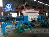 HDPE van het Ce- Certificaat de Ontvezelmachine van Plastieken
