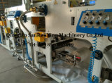 Máquina de revestimento adesiva UV para a etiqueta da película do champô