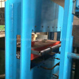 Vulcanisateur en caoutchouc de plaque de bande de conveyeur corrigeant la presse
