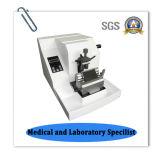 Microtoma semi automático del laboratorio del LCD