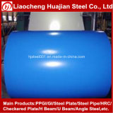 Bobine en acier PPGI de couleur de prix concurrentiel pour la feuille de toiture