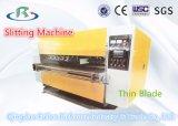 Type de Ss-W06b soulevant le découpage mince de lame et plissant la machine