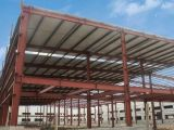 Atelier de structure métallique de matériau de construction d'isolation d'épreuve de chaleur