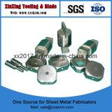 Ferramentas de perfuração da torreta para construtores do metal de folha