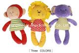 Stuk speelgoed van de Pluche van de Levering van de fabriek het Baby Gevulde