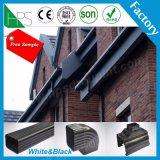 Grondaia d'oltremare della pioggia delle mattonelle di tetto del PVC di colori del magazzino 2 del fornitore di Guangzhou
