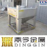 De Rechthoekige Container van het Roestvrij staal CCS Ss304