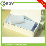 De Klassieke EV1 4K MF1 ICS70 witte lege slimme kaart RFID van MIFARE