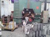 Fontanería recta de acero inoxidable de montaje Tee instalación de tuberías