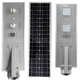A intégré tous dans un réverbère solaire de DEL DEL de réverbère de lumières solaires solaires légères automatiques extérieures de lampe